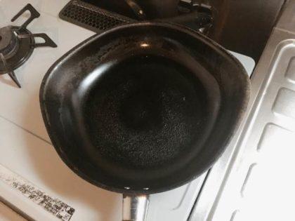 柳宗理鉄フライパン